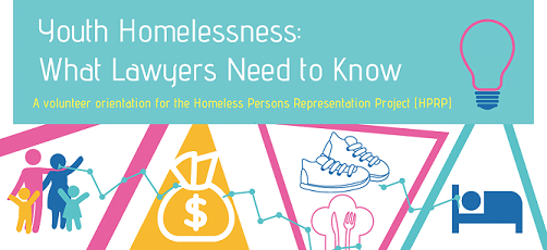 Youth Homelessness: What Lawyers Need to Know
