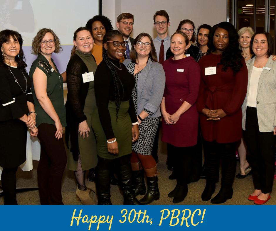 PBRC Staff