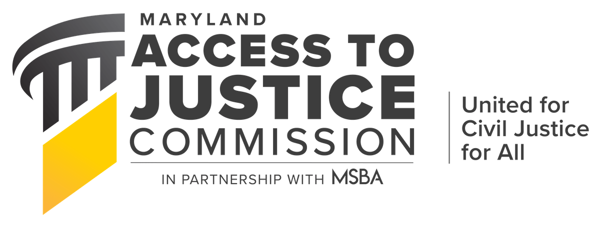MD Access to Justice Commission...