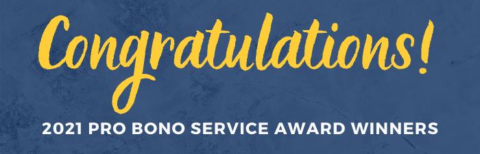 Copy of Copy of maryland pro bono service awards